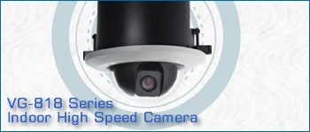 VG-206D VG-208D - High Resolution Dome Camera